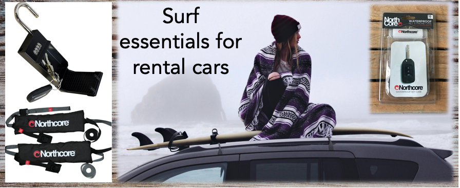 Surf travel essentials