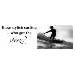 Who's the most stylish surfer?