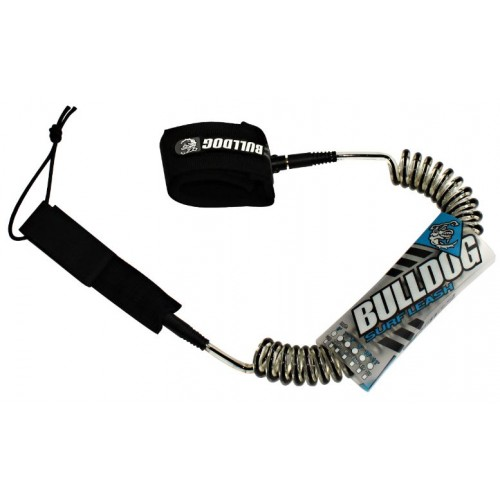 Bulldog SUP Coil Leash 11ft Stand Up Paddle