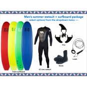 Victory West Surf Packages