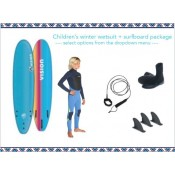Vision West Surf Packages