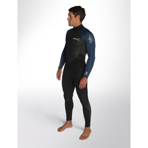 C Skins Element 3:2mm Men Wetsuit Steamer Back Zip 2018