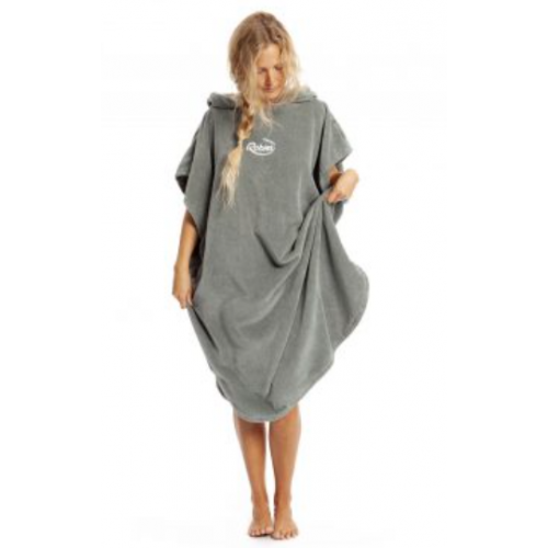 Robies Robes Grey Hooded Changing Robe