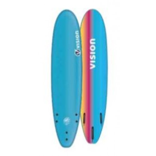"Vision 6'2"" Ignite Soft Surfboard XPS"