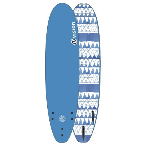 "Vision 7'0"" Ignite Soft Surfboard"