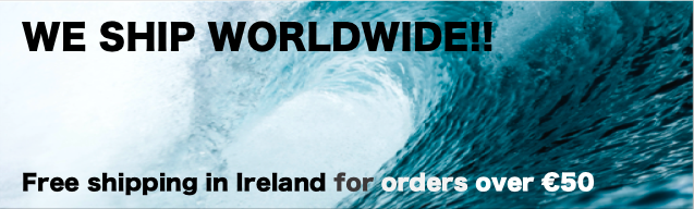 We Ship Worldwide within 2/3 Business Days