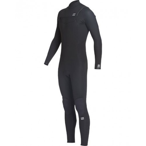 Billabong Absolute Furnace 5:4 Chest Zip Men Winter Wetsuit
