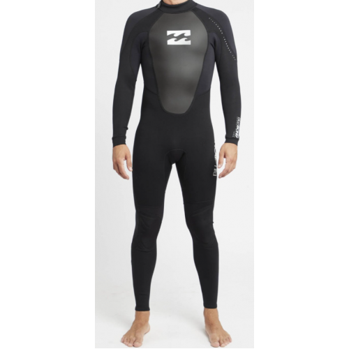 Billabong Intruder 3:2 Back Zip Men Wetsuit
