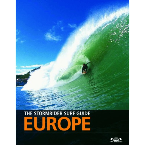 The Stormrider Surf Guide to Europe Book
