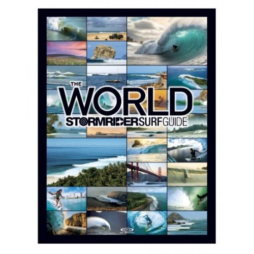 The World Stormrider Surf Guide Book New Edition