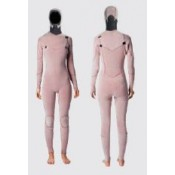 Womens 5mm or 6mm Hooded Wetsuits