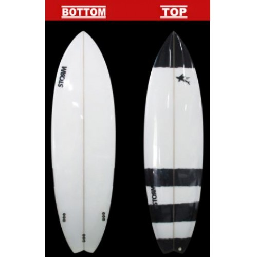 Storm Surfboards Flying Fish 6 0 /6 4